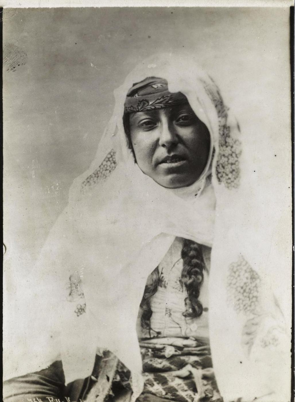 Женщина из Адрианополя