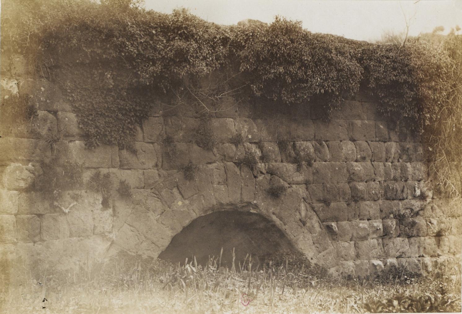 Альба-Лонга.  Виадук на Аппиевой дороге. 312 г. до н. э.