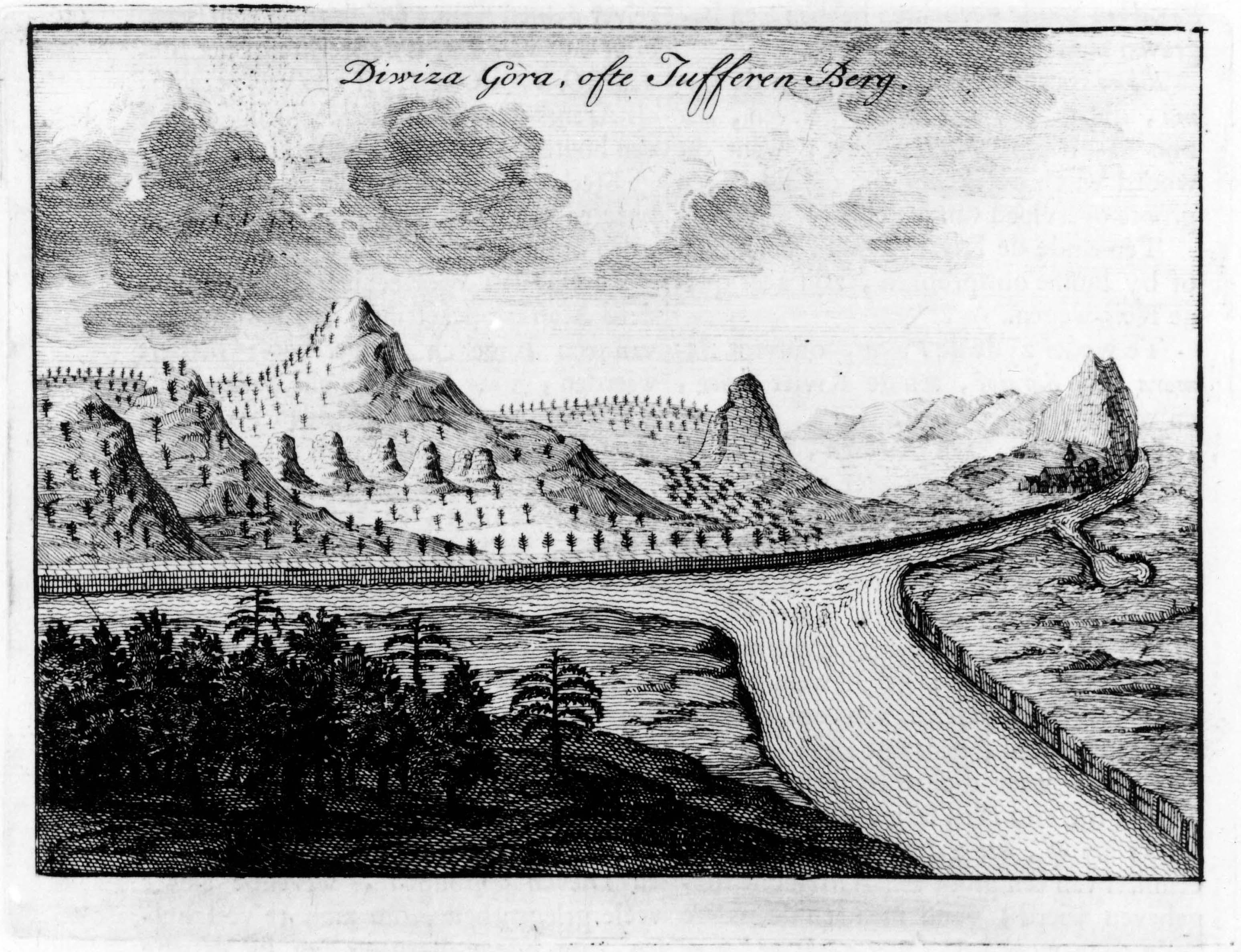 Дивица Гора или Девичья Гора