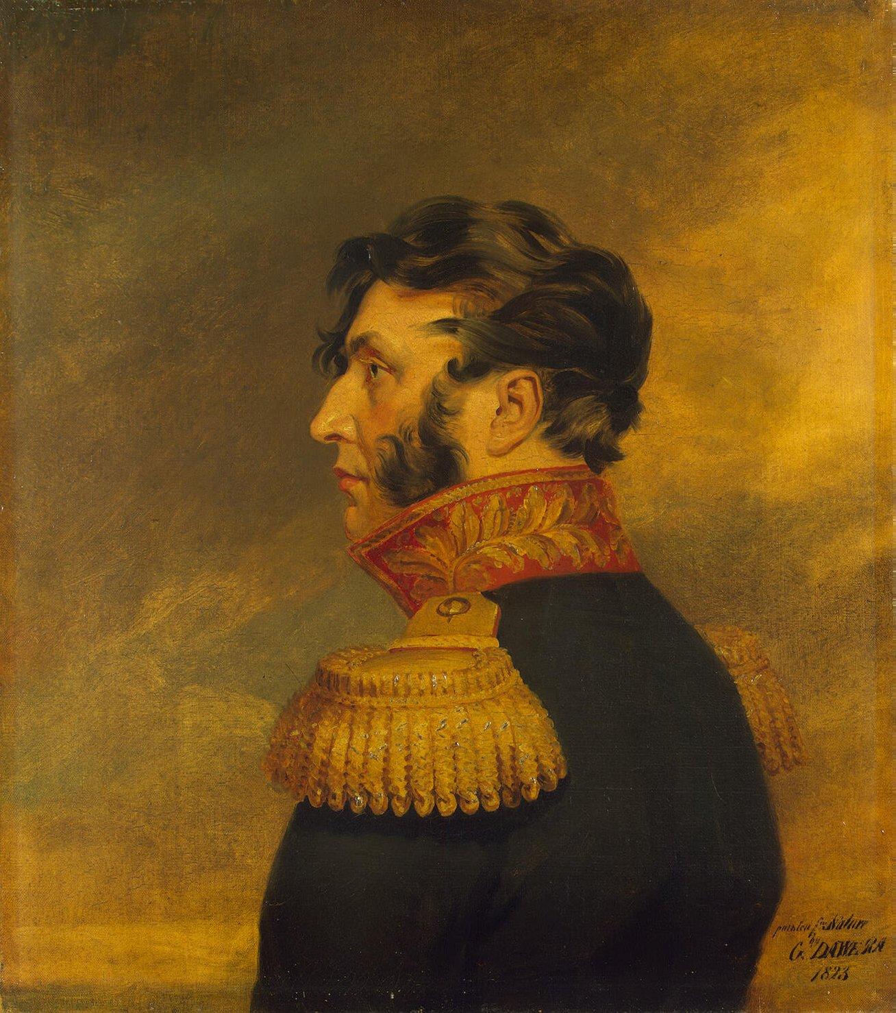 Левин, Дмитрий Андреевич