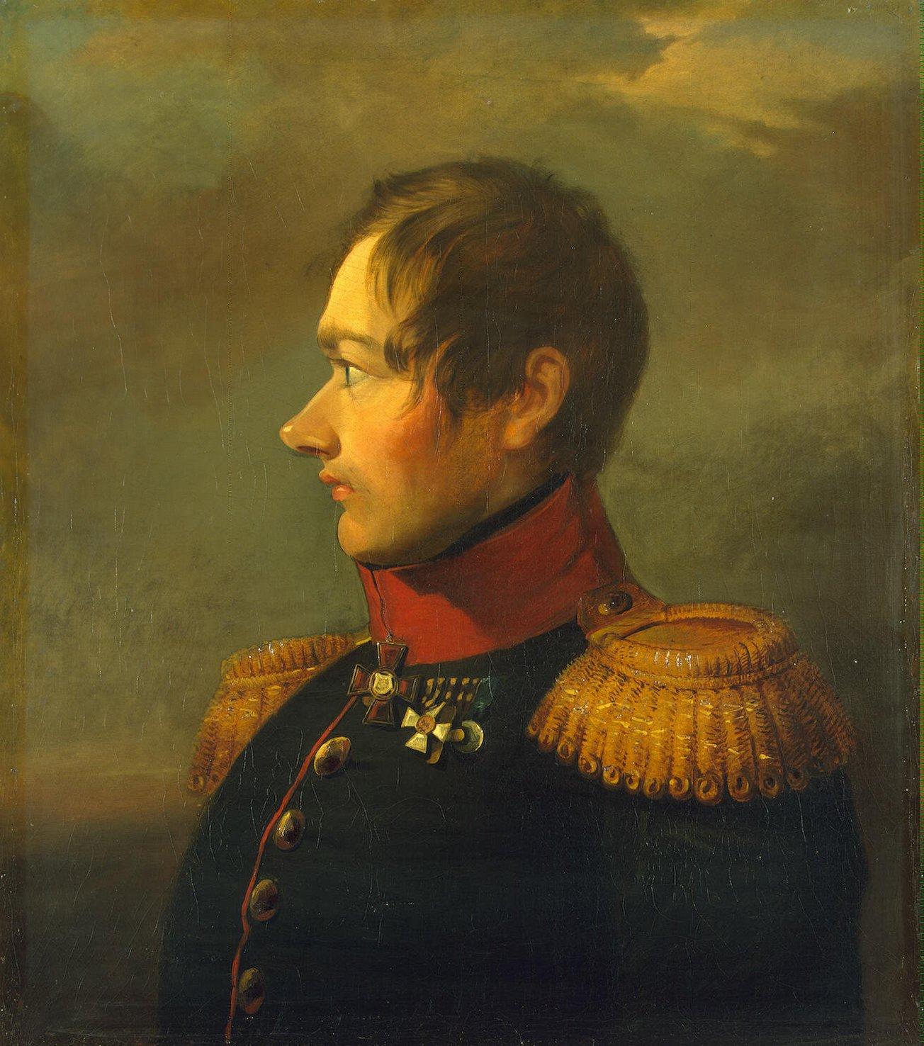 Линдфорс, Фёдор Андреевич
