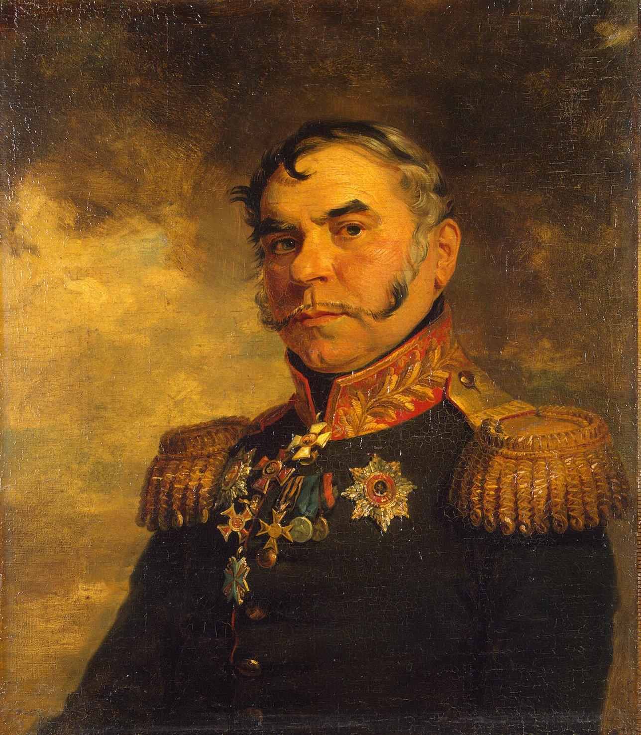 Лисаневич, Григорий Иванович