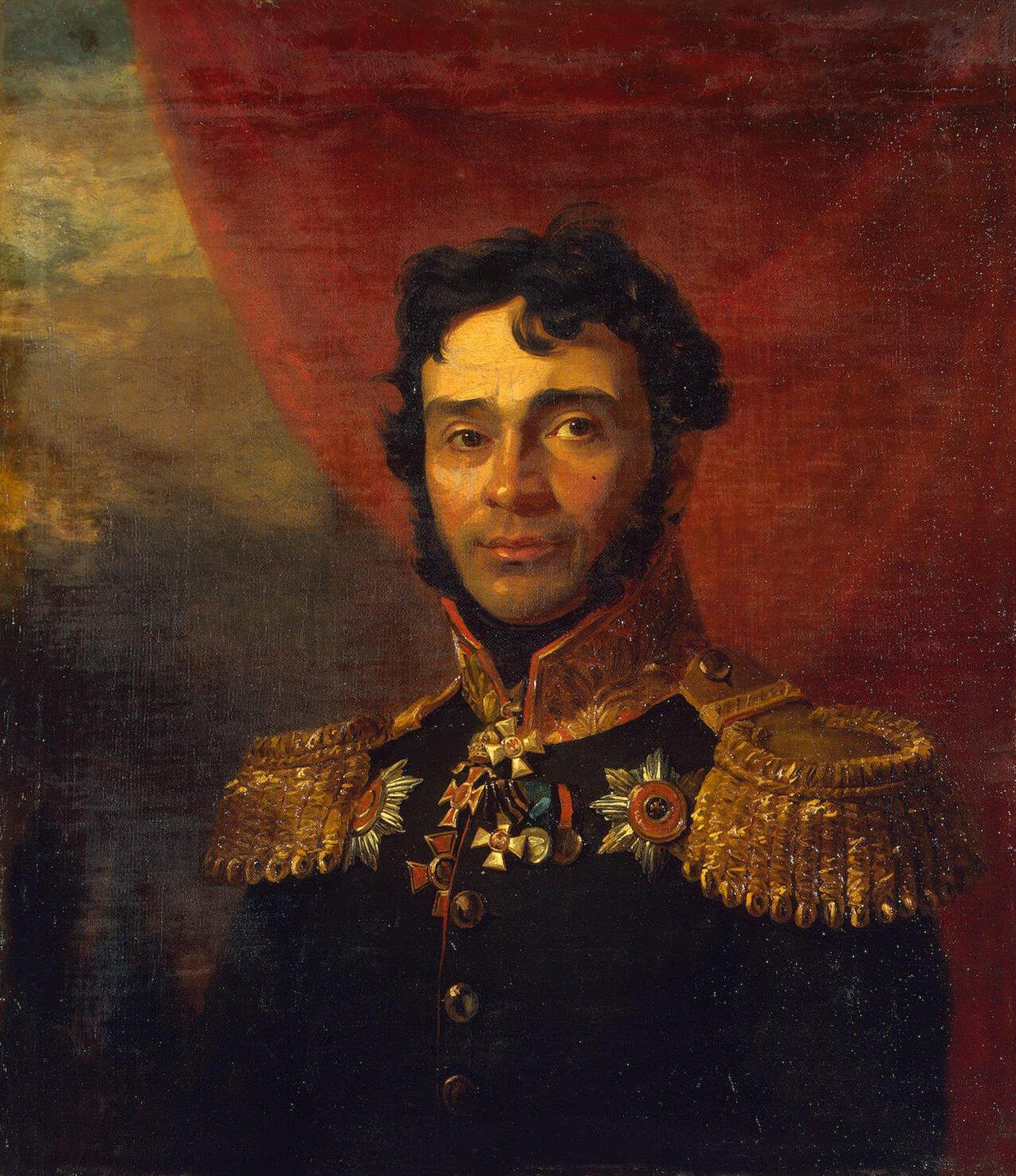 Мезенцев, Владимир Петрович