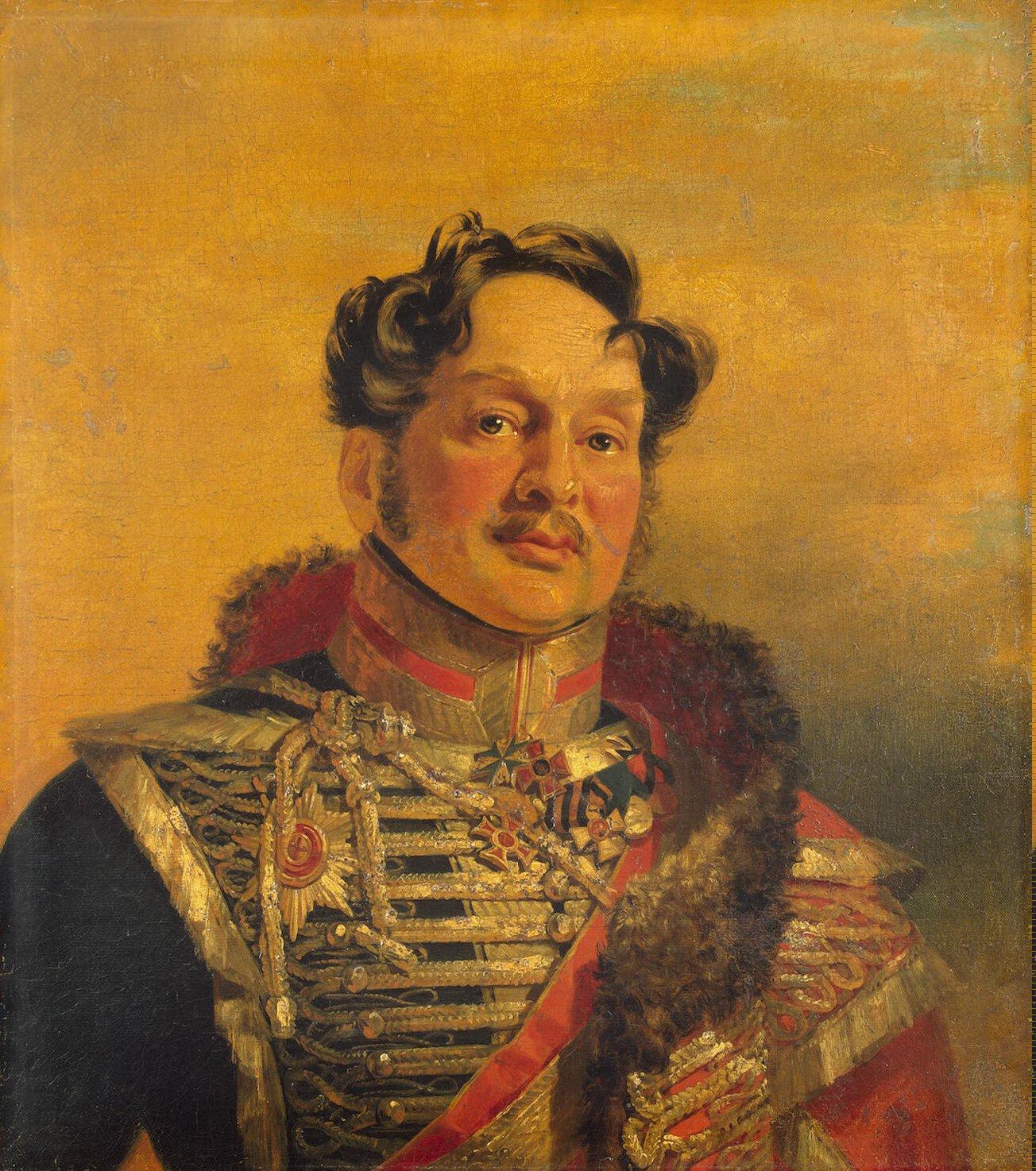 Мезенцев, Михаил Иванович