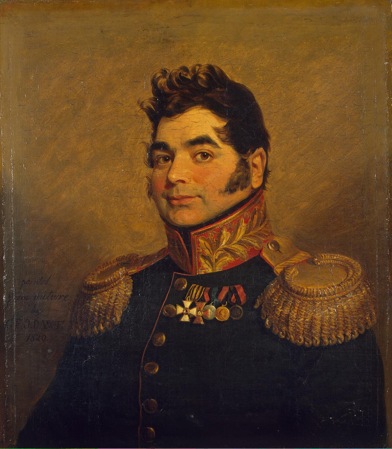 Мордвинов, Дмитрий Михайлович