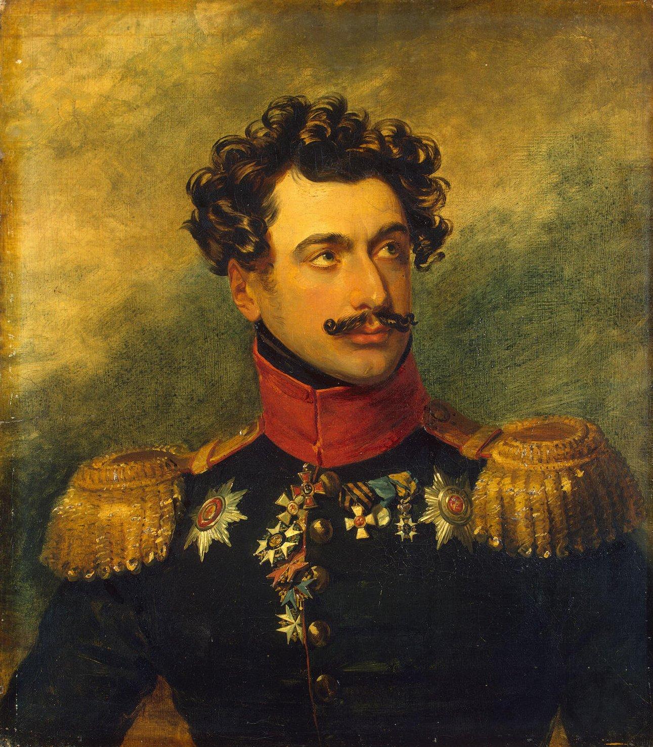 Нарышкин, Лев Александрович