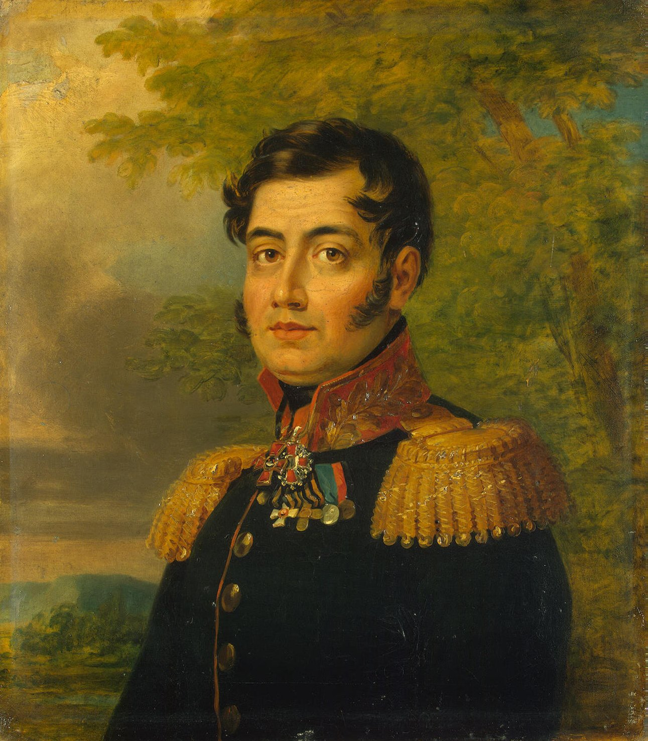 Наумов, Михаил Фёдорович