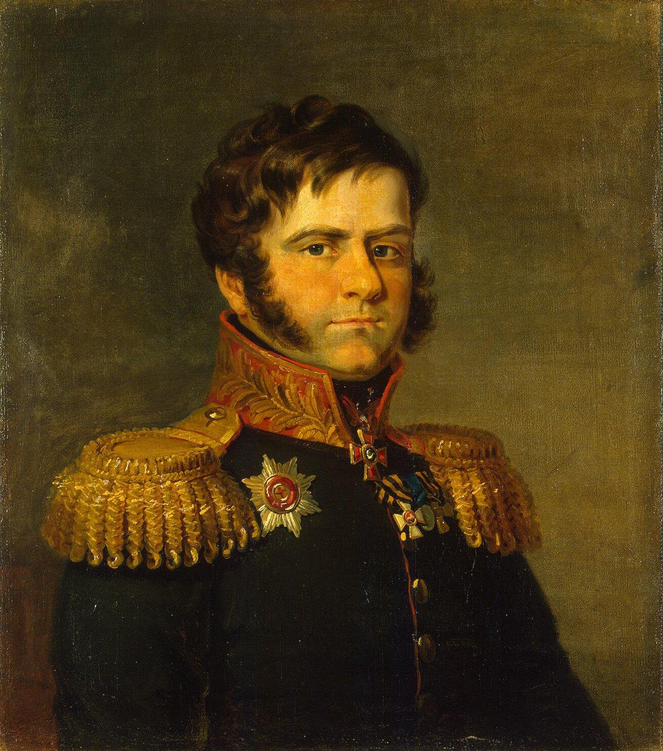 Неверовский, Дмитрий Петрович