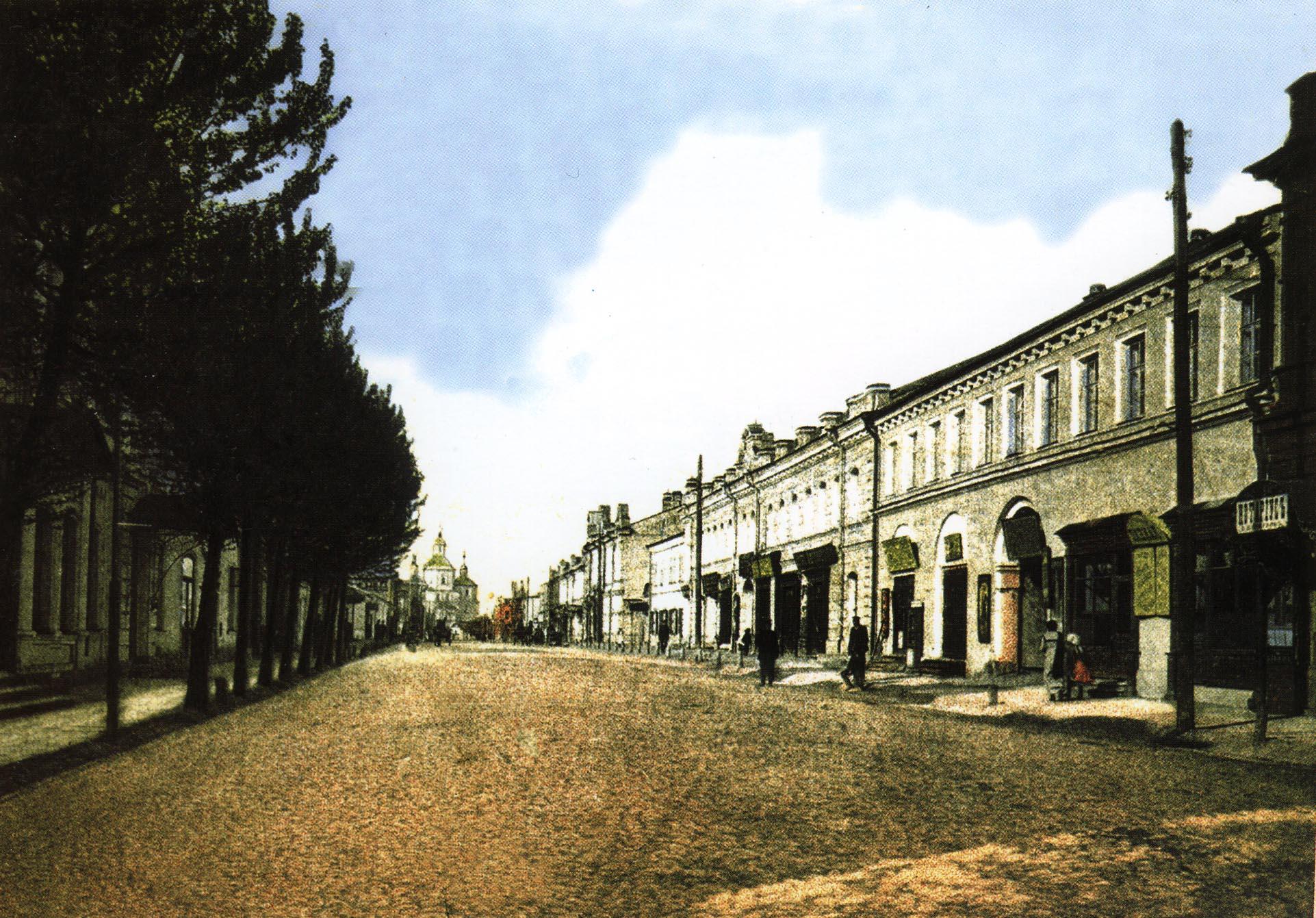 Воскресенская улица.1