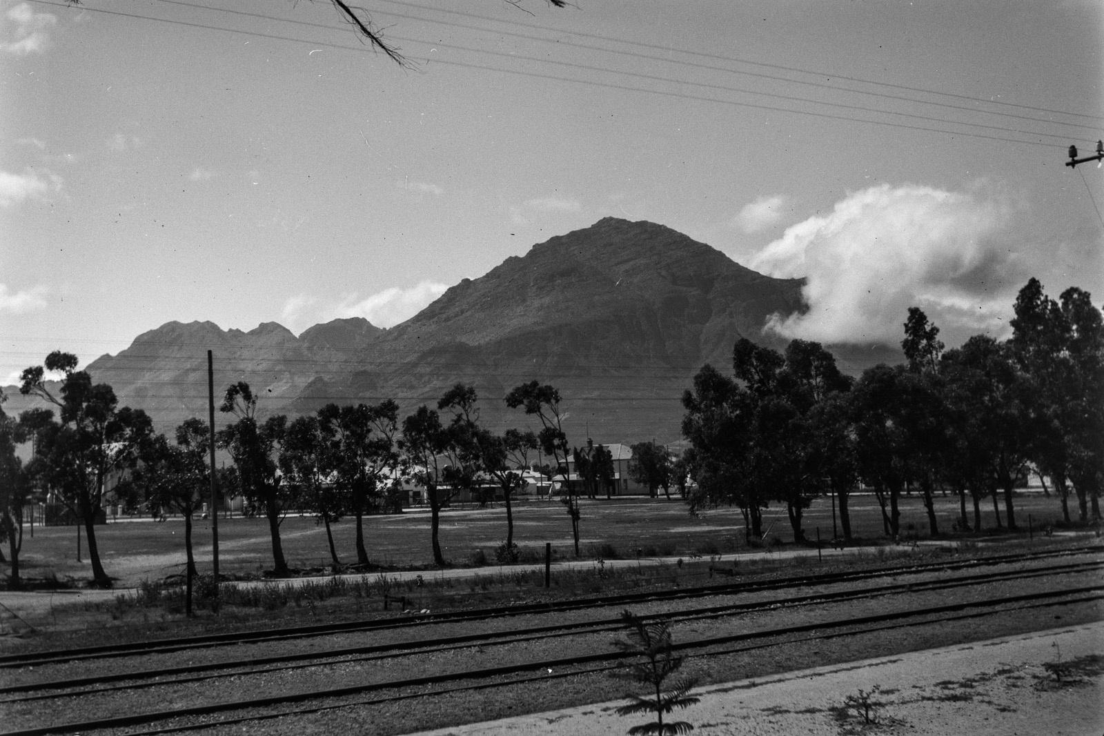 Кейптаун. Подъезжаем к городу