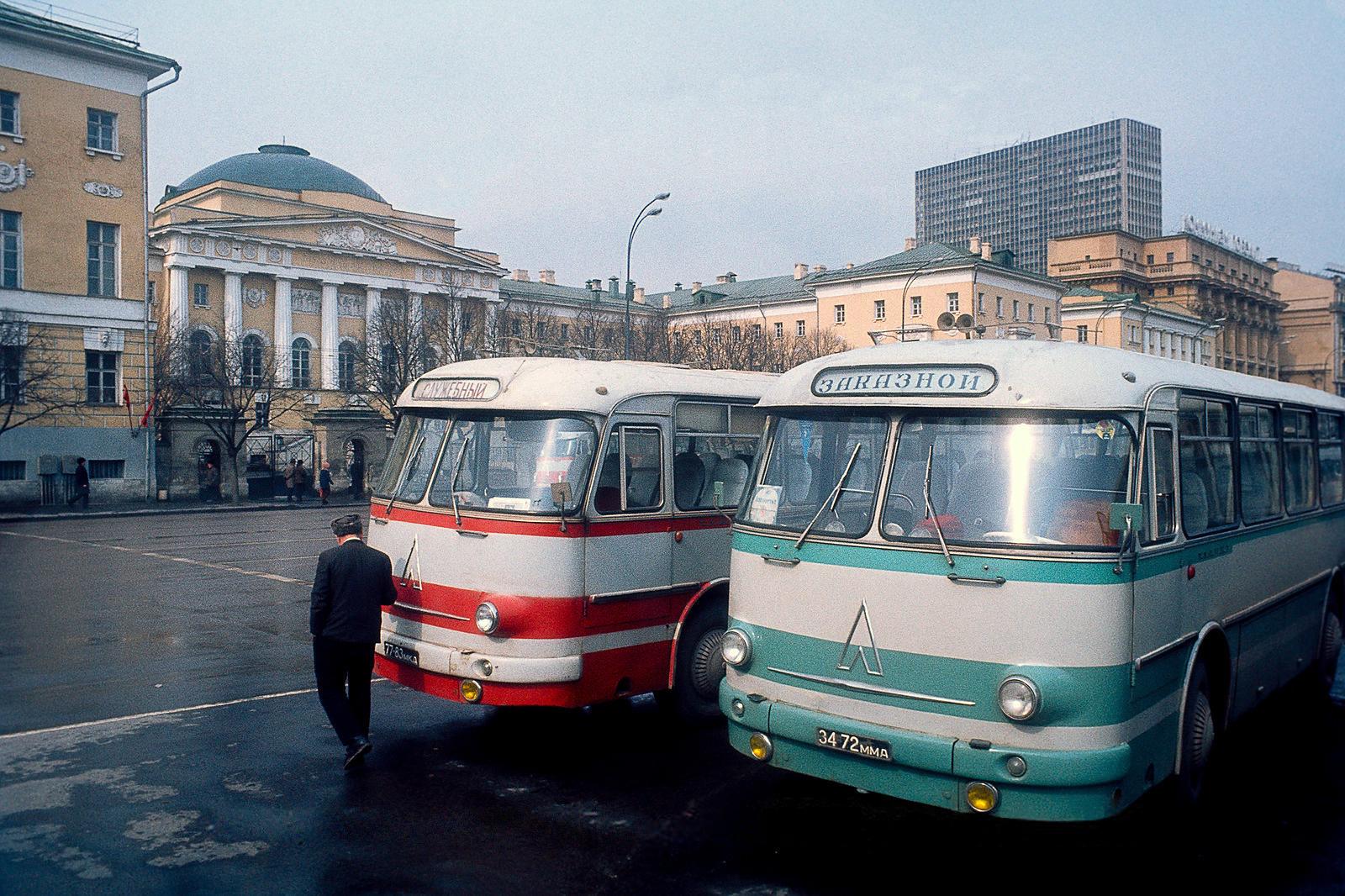 Здание Московского университета