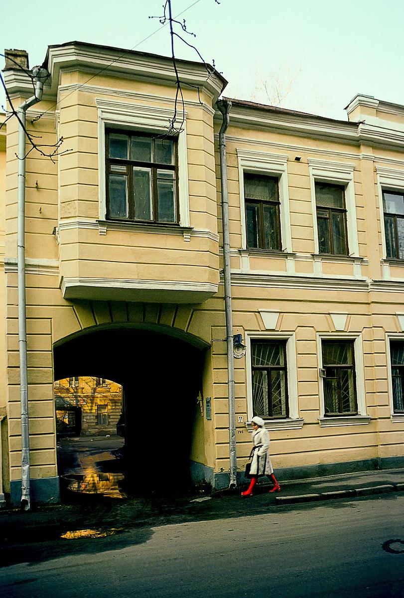 Музей-квартира А.Н. Скрябина