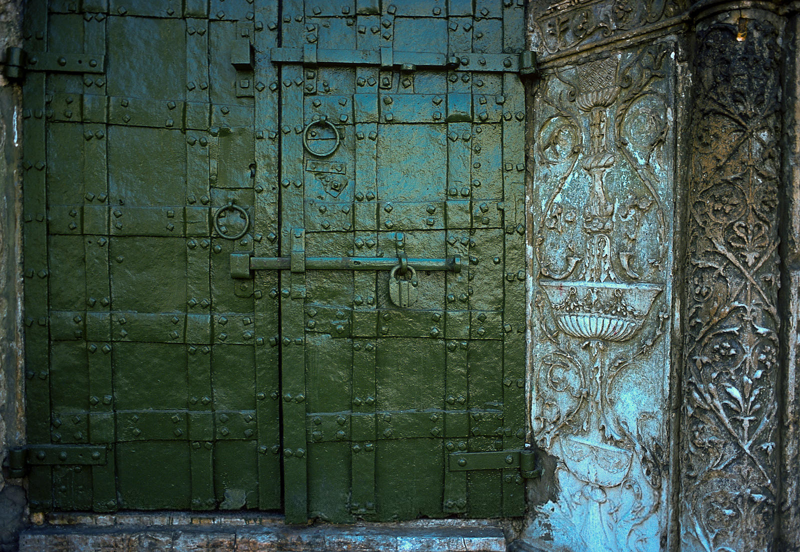 Северные ворота Архангельского собора