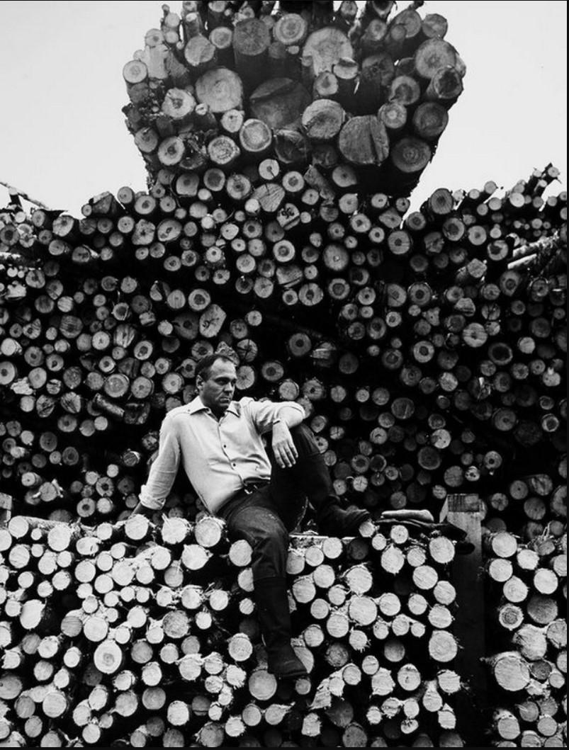 1981. Владимир Меньшов на съемках фильма «Под одним небом».