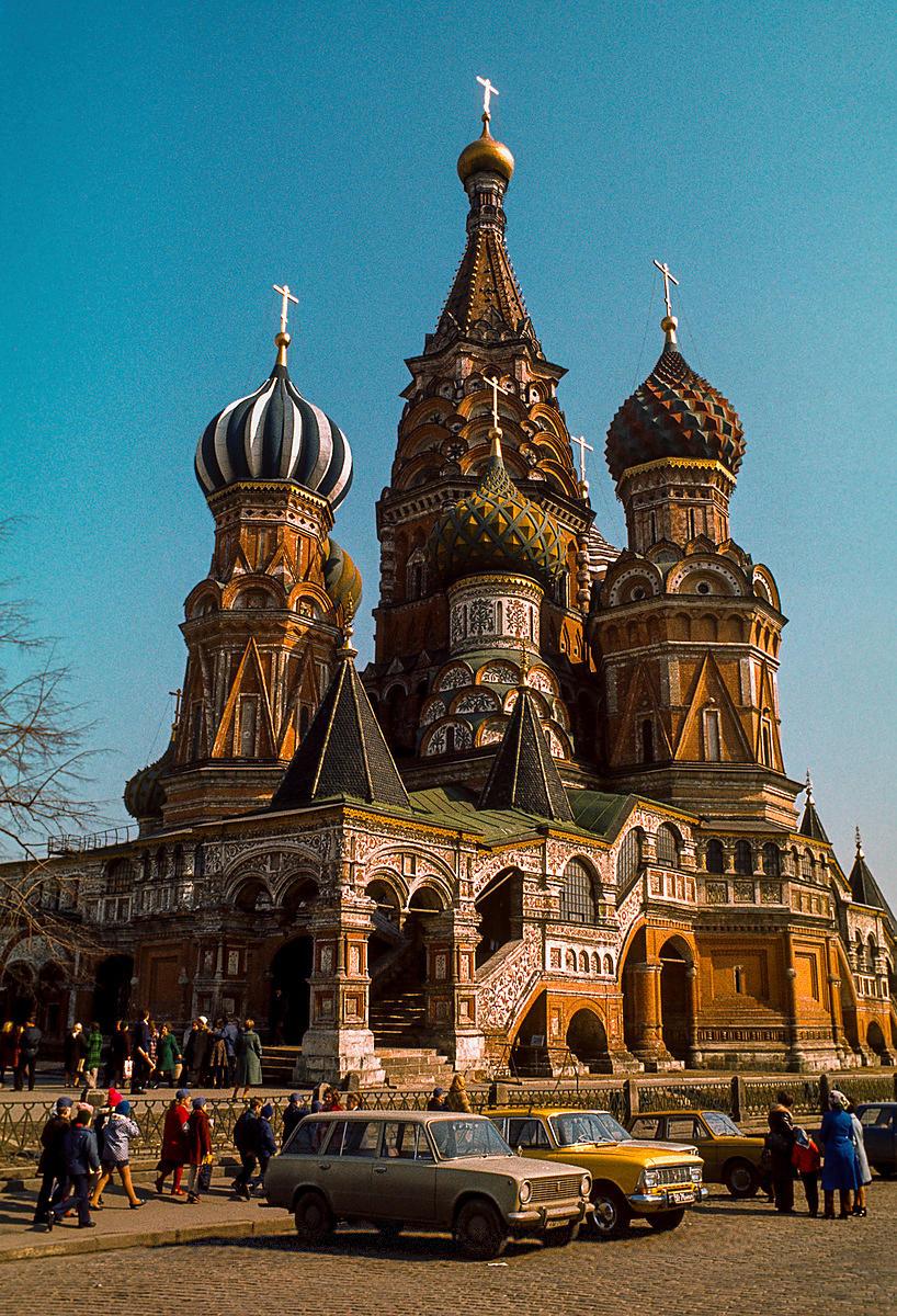 Собор Василия Блаженного1