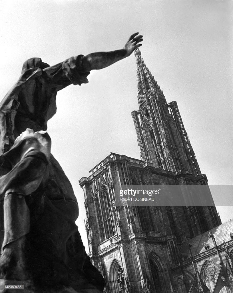 1945. Страсбургский собор