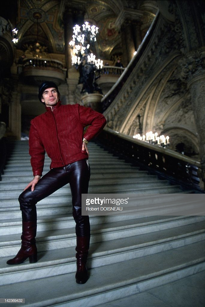 1983. Рудольф Нуриев в Парижской опере. Февраль