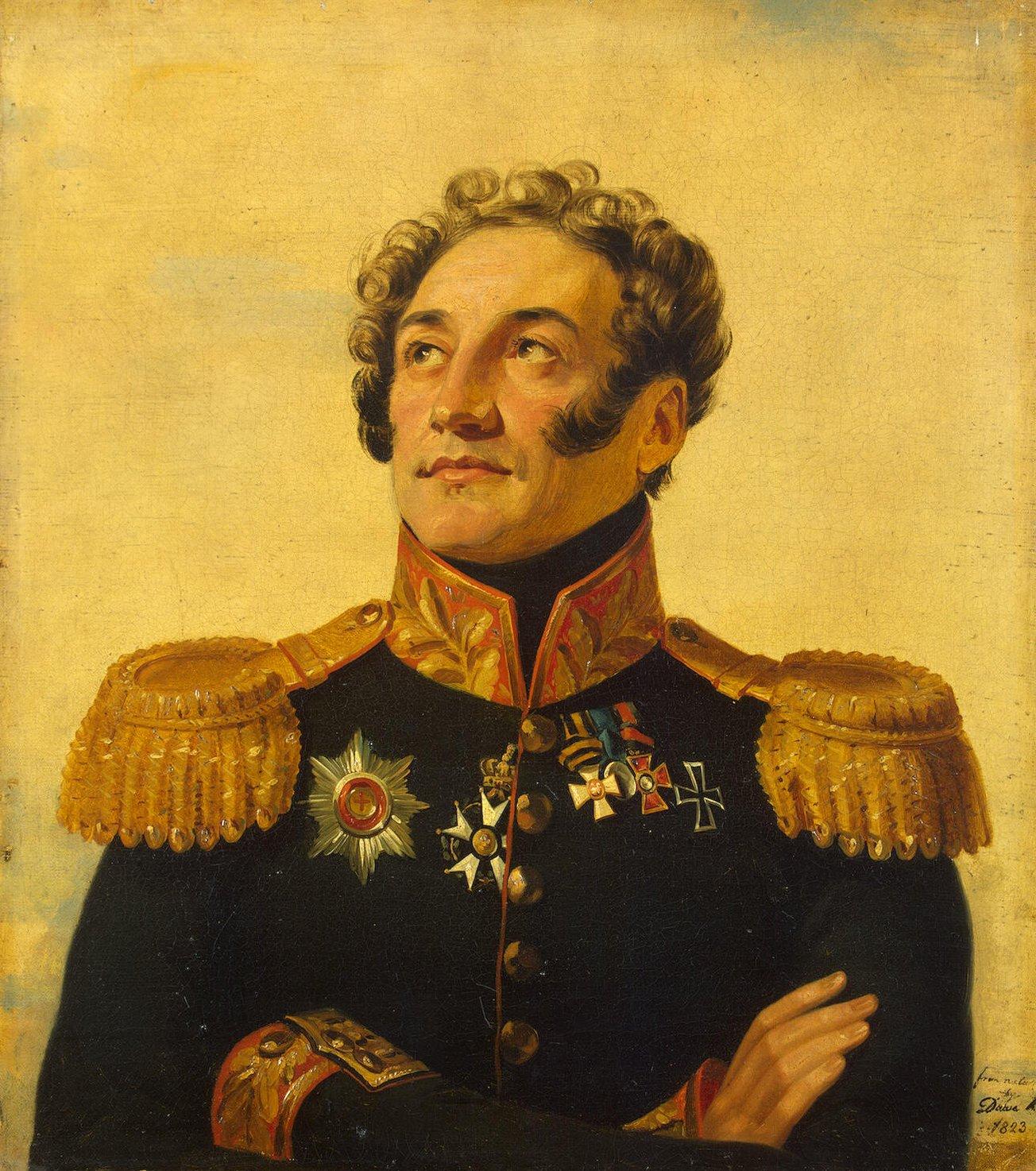 Каблуков, Платон Иванович