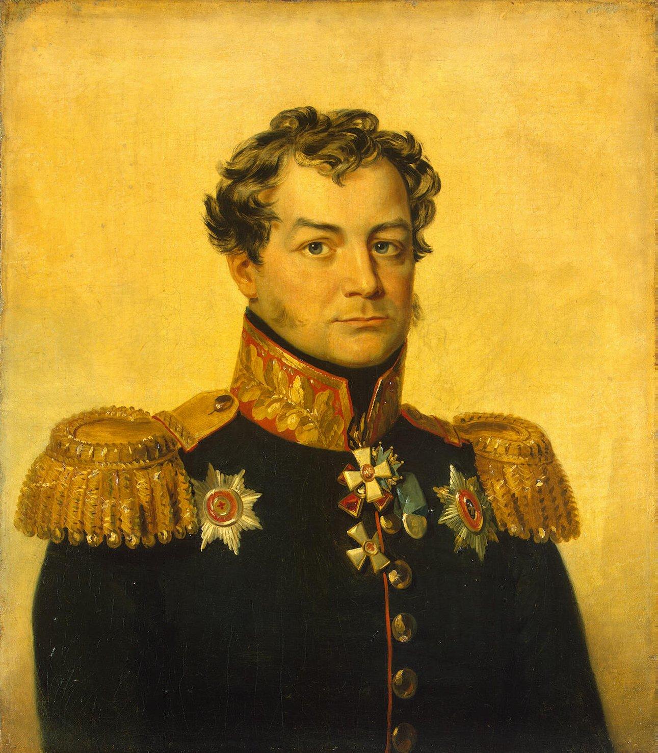 Казачковский, Кирилл Фёдорович
