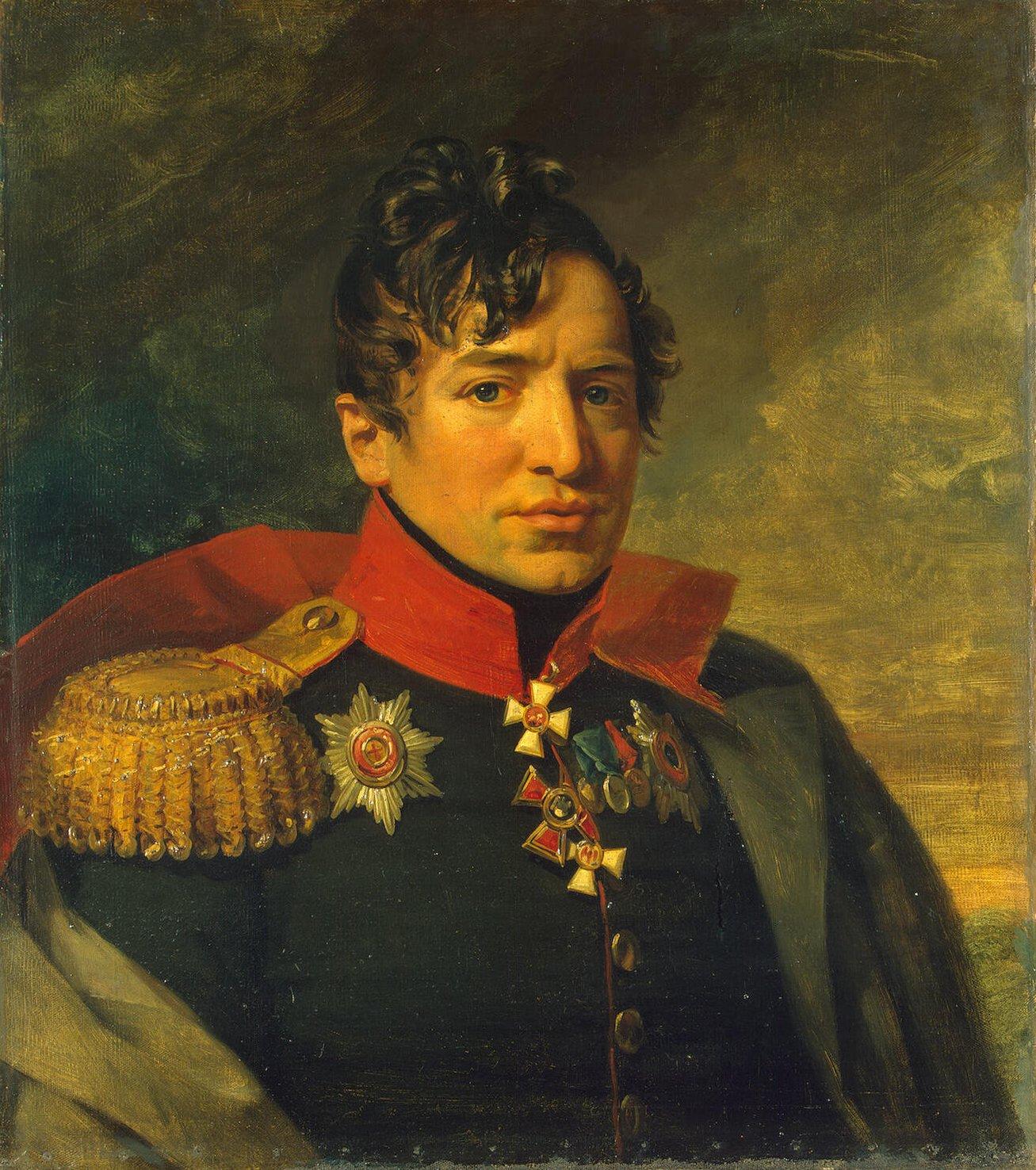 Кикин, Пётр Андреевич