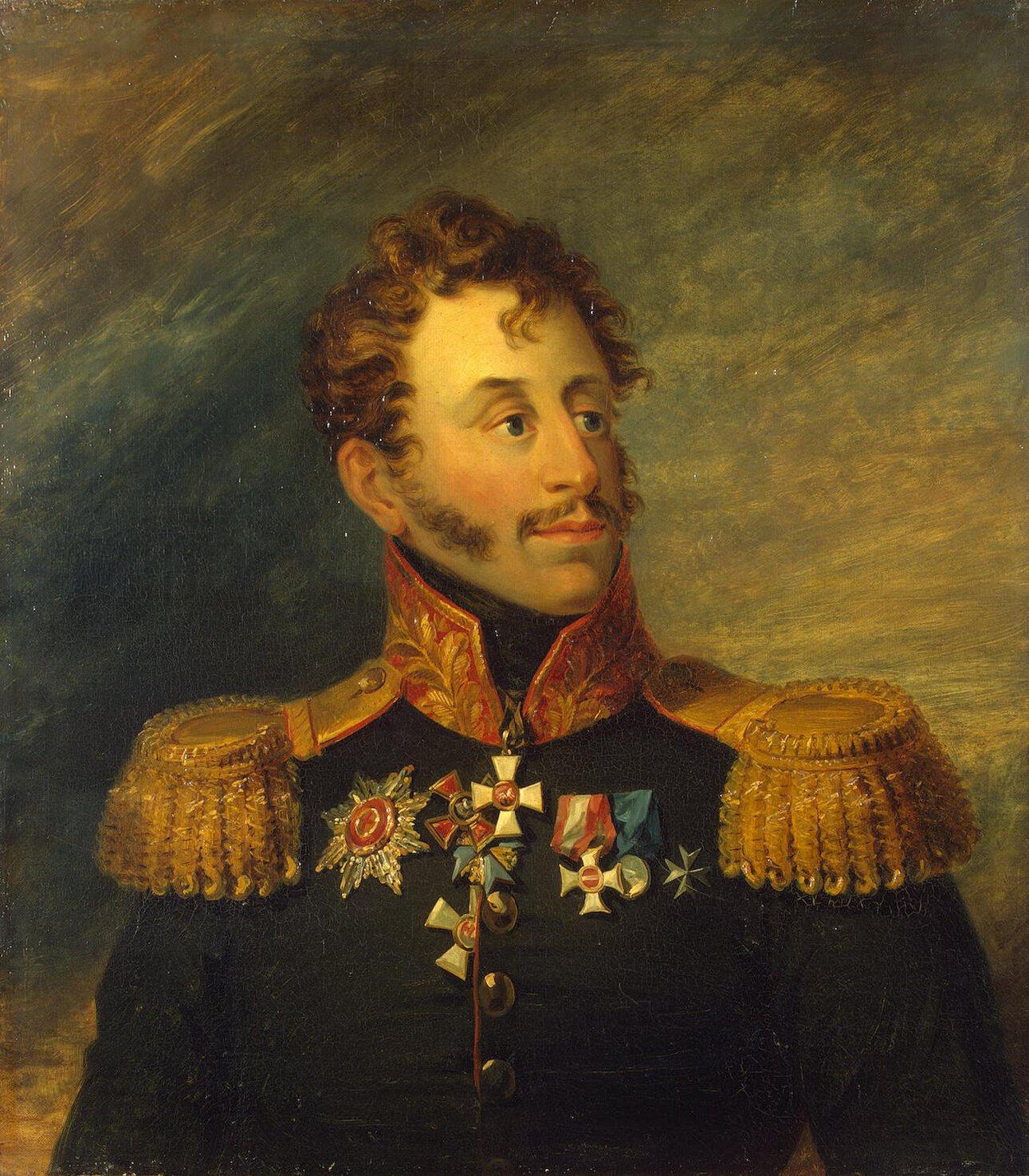 Кнорринг, Карл Богданович