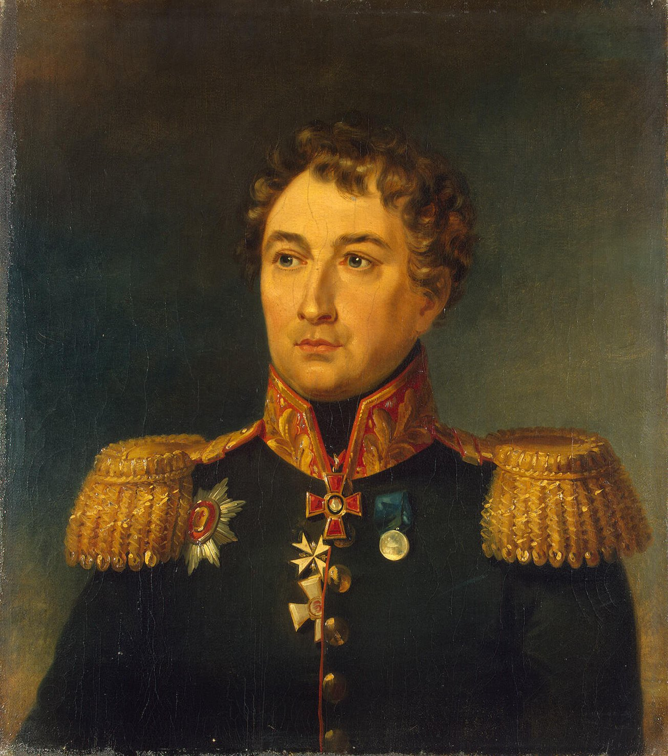 Колюбакин, Пётр Михайлович