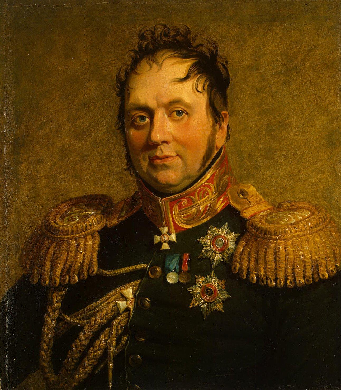 Корф, Фёдор Карлович
