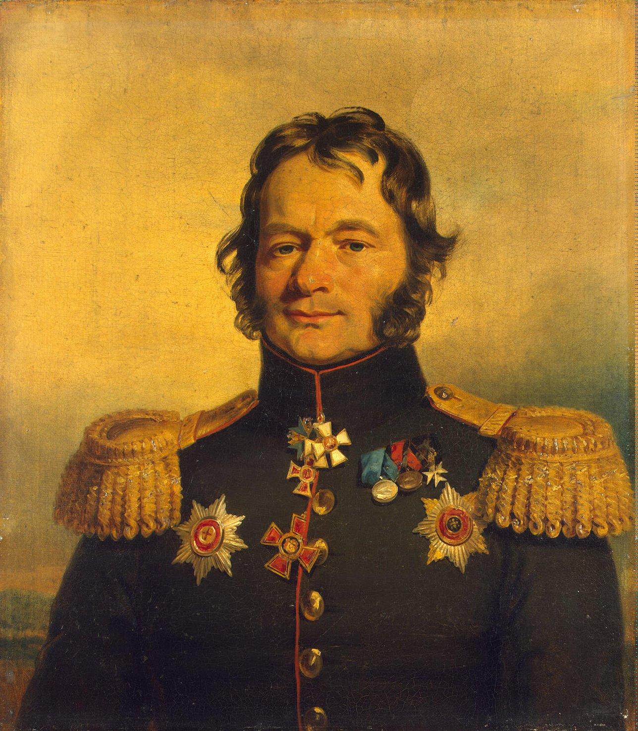 Костенецкий, Василий Григорьевич