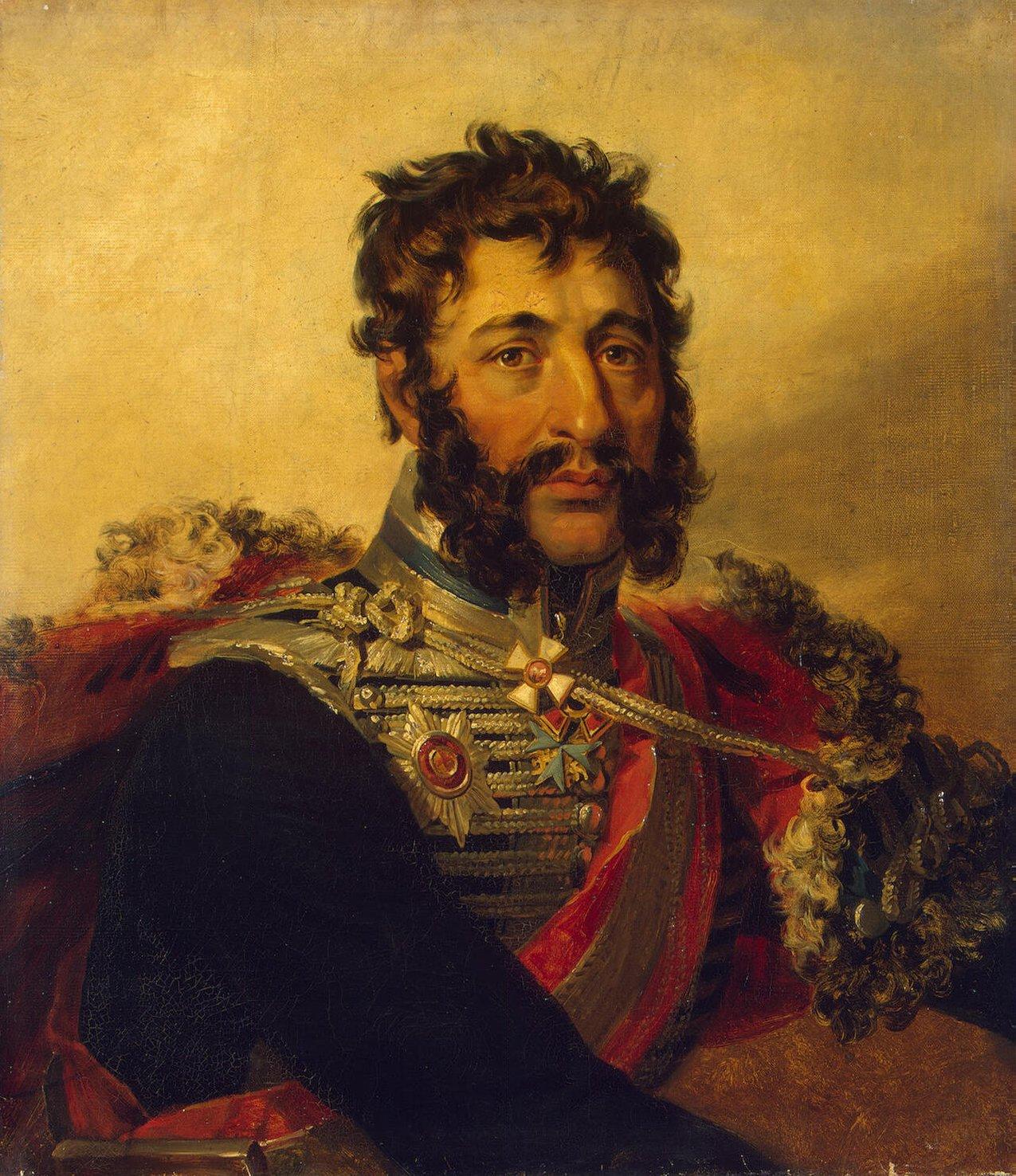 Кульнев, Яков Петрович