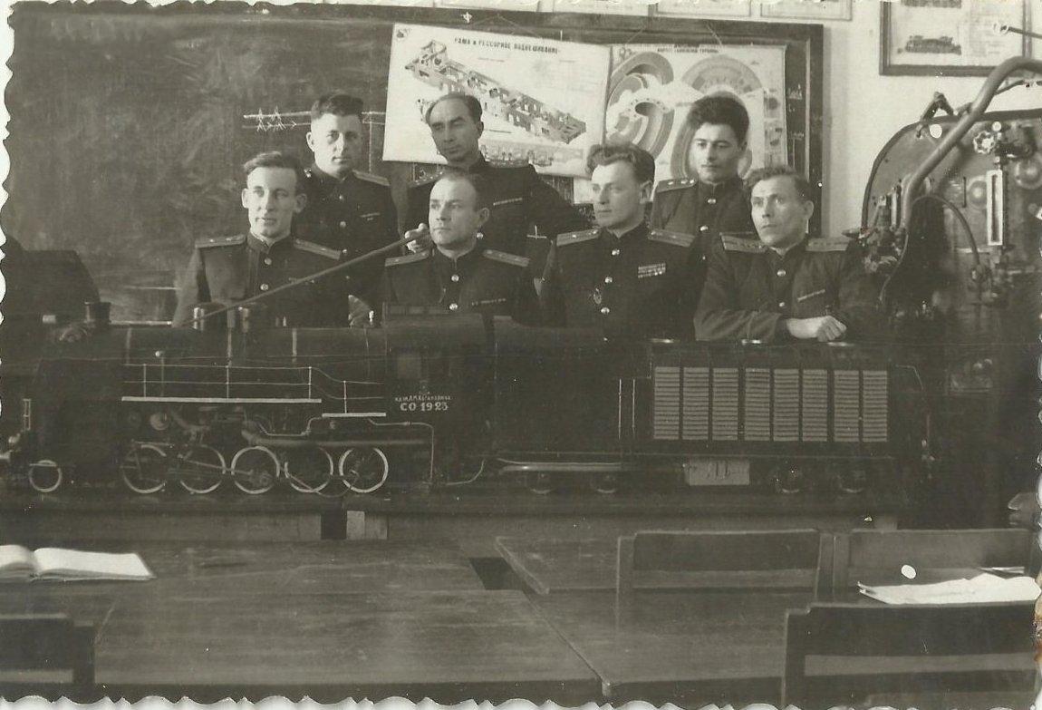 Военно-Транспортная Академия им. Кагановича2