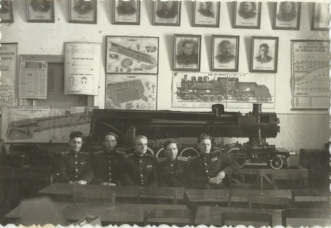 Военно-Транспортная Академия им. Кагановича8