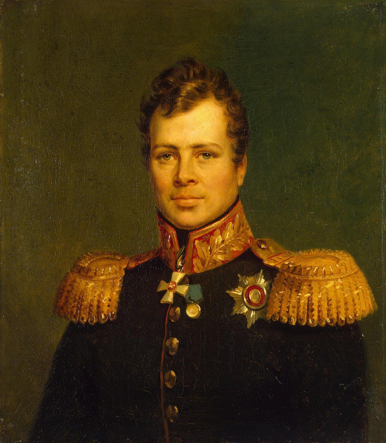 Дамас, Максим Иванович