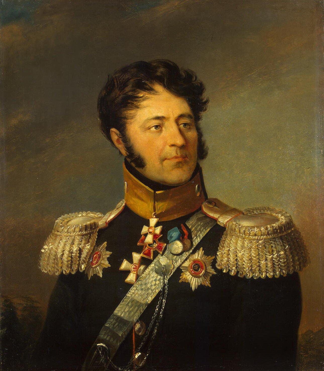 Денисьев, Лука Алексеевич