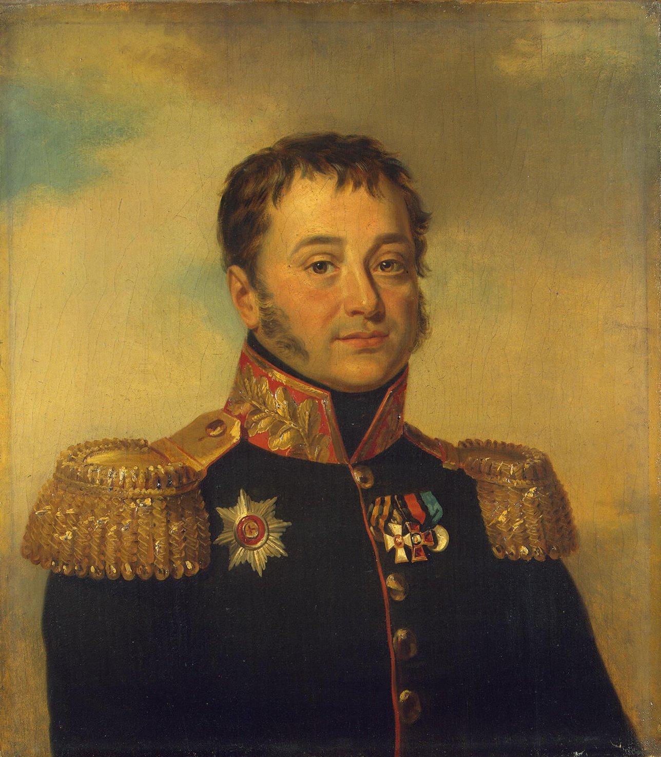 Денисьев, Пётр Васильевич
