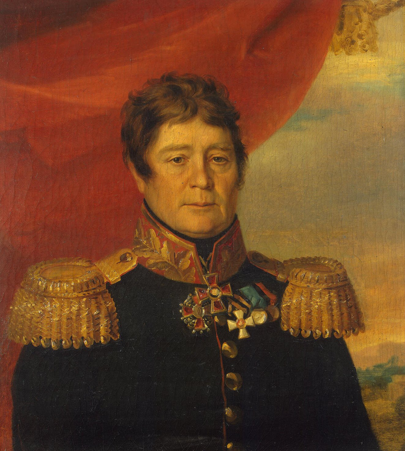 Дятков, Степан Васильевич