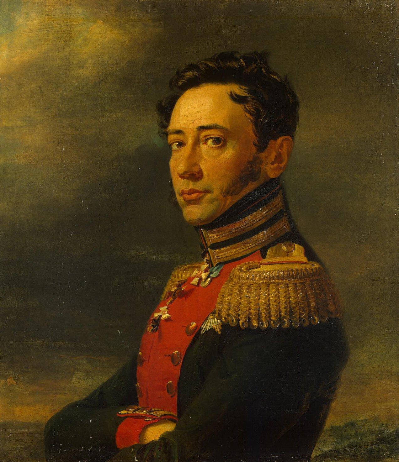 Желтухин, Пётр Фёдорович