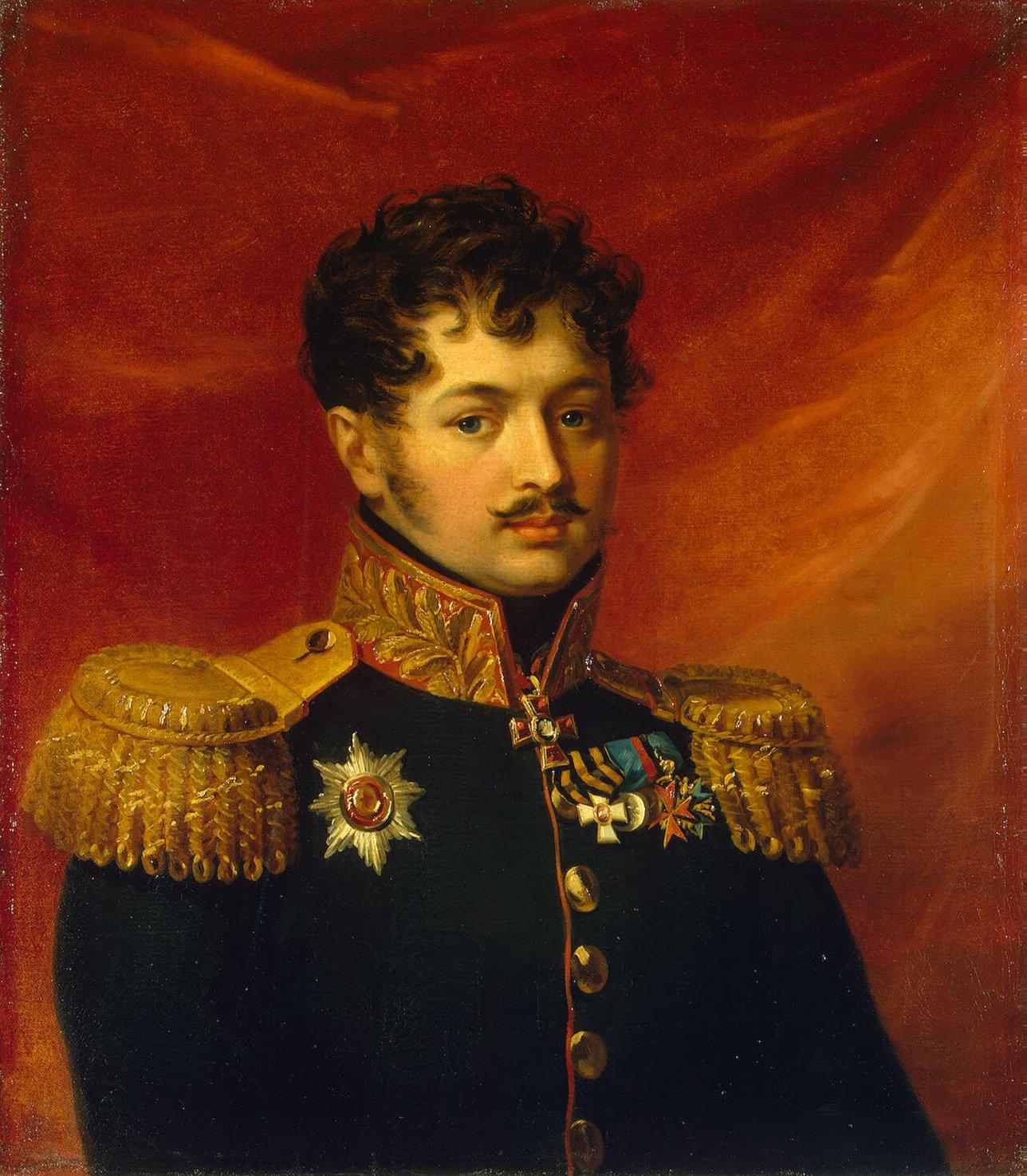 Загряжский, Пётр Петрович