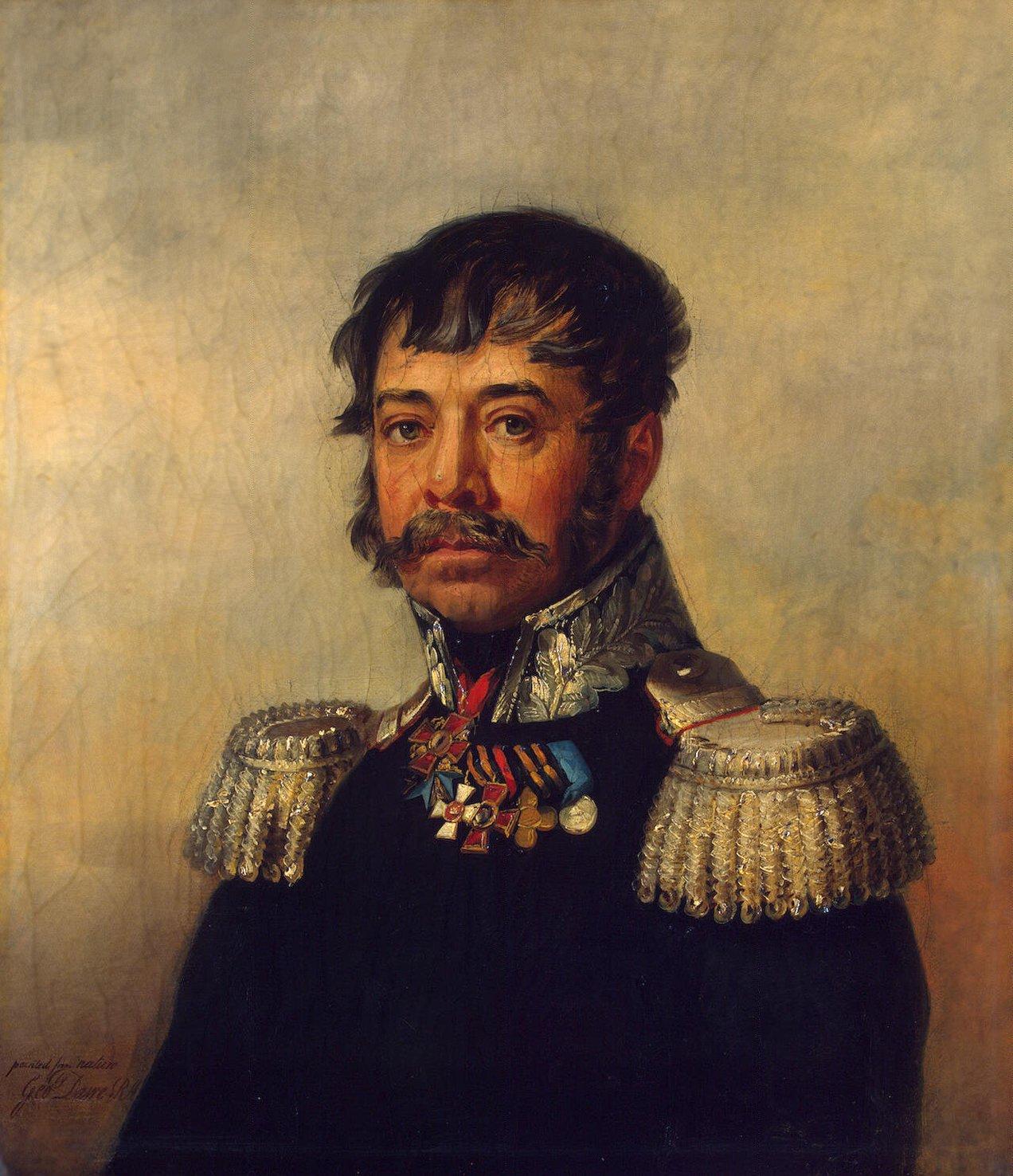 Иловайский, Осип Васильевич