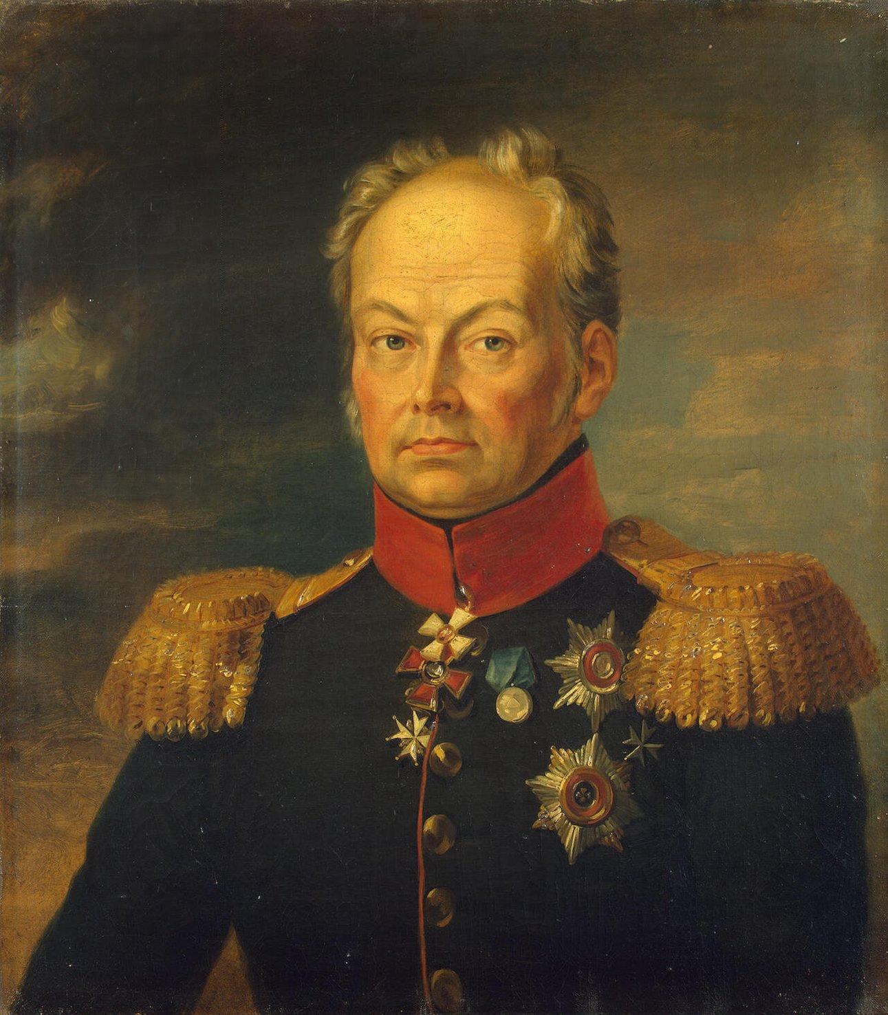 Инзов, Иван Никитич