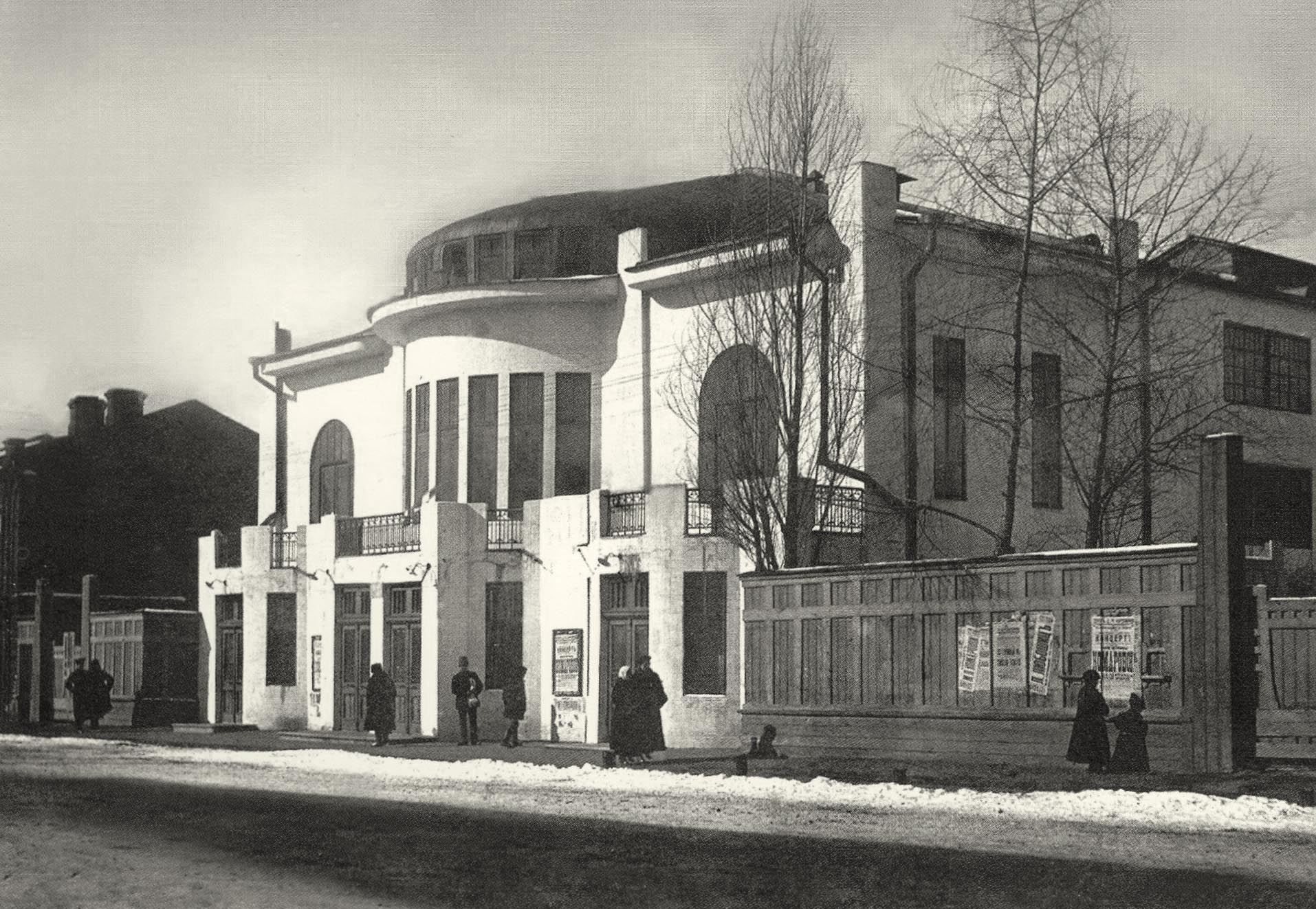 «Тиволи» и «Театр Корепанова»