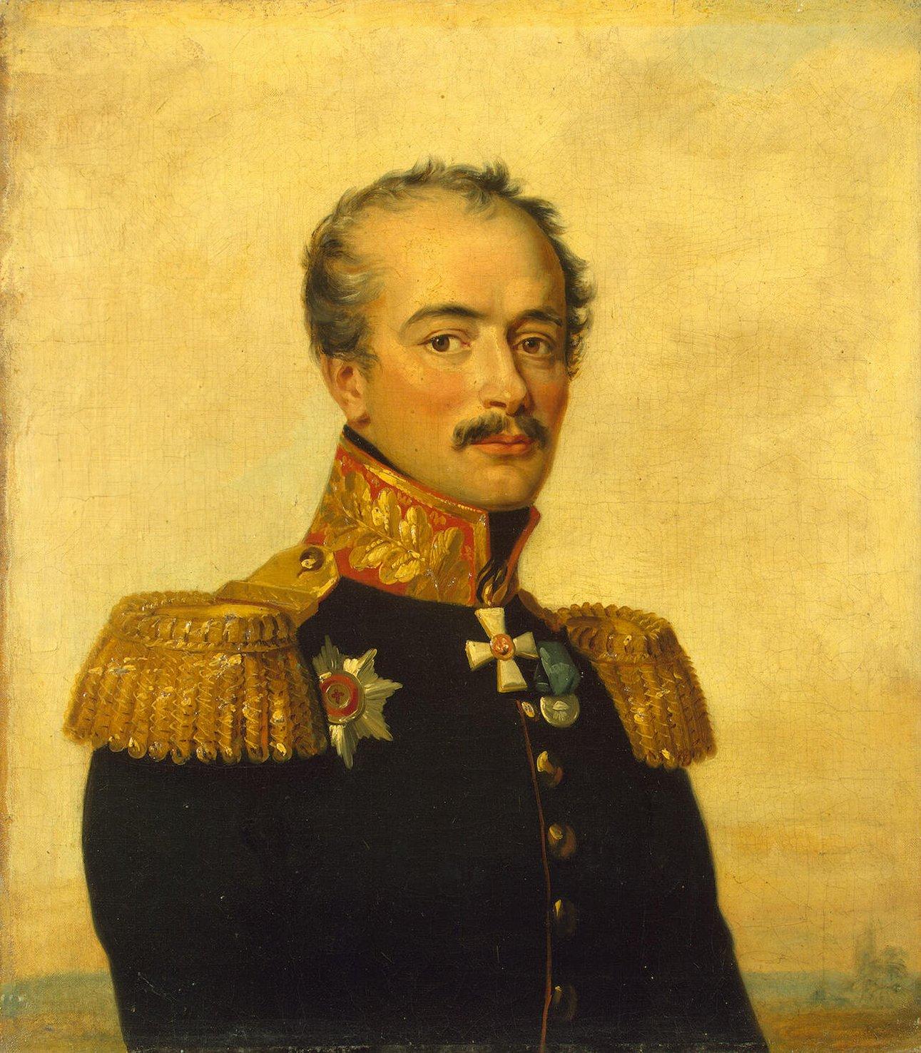 Вадбольский, Иван Михайлович