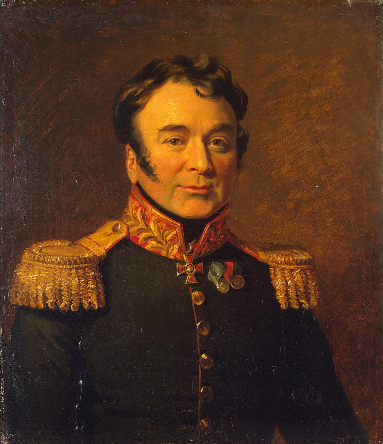 Великопольский, Антон Петрович