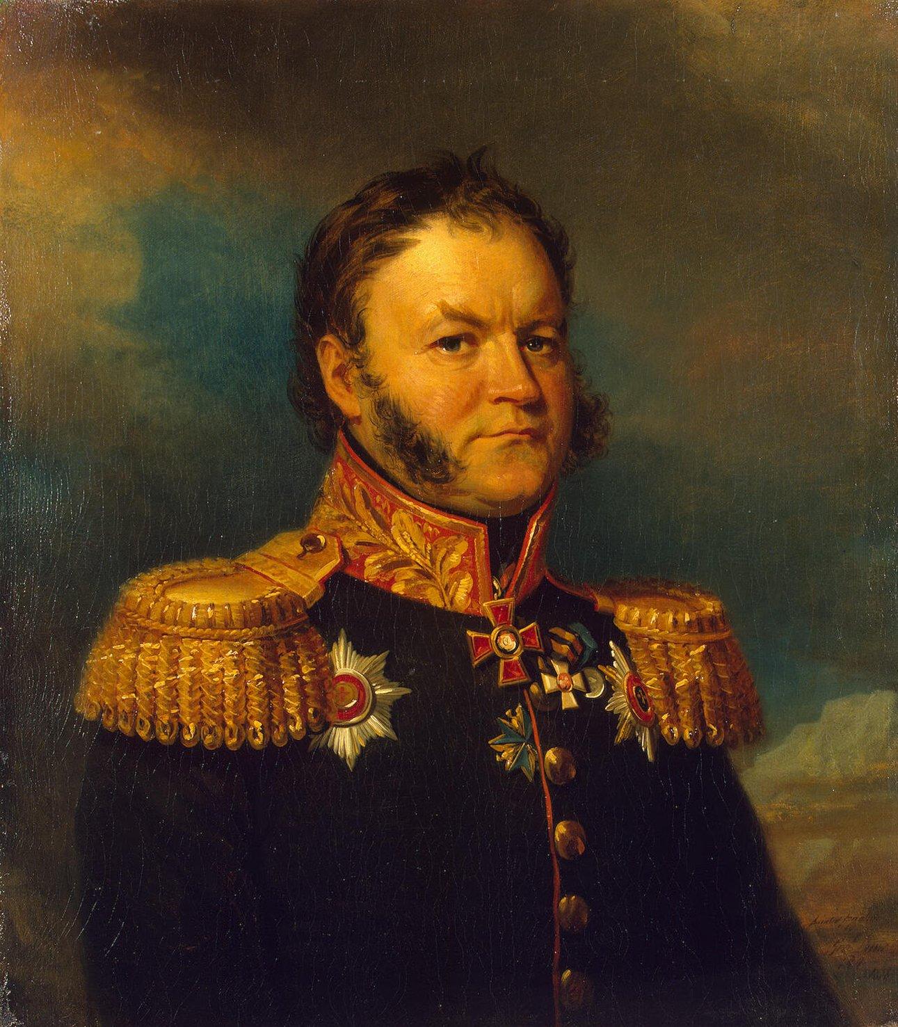 Вельяминов, Иван Александрович