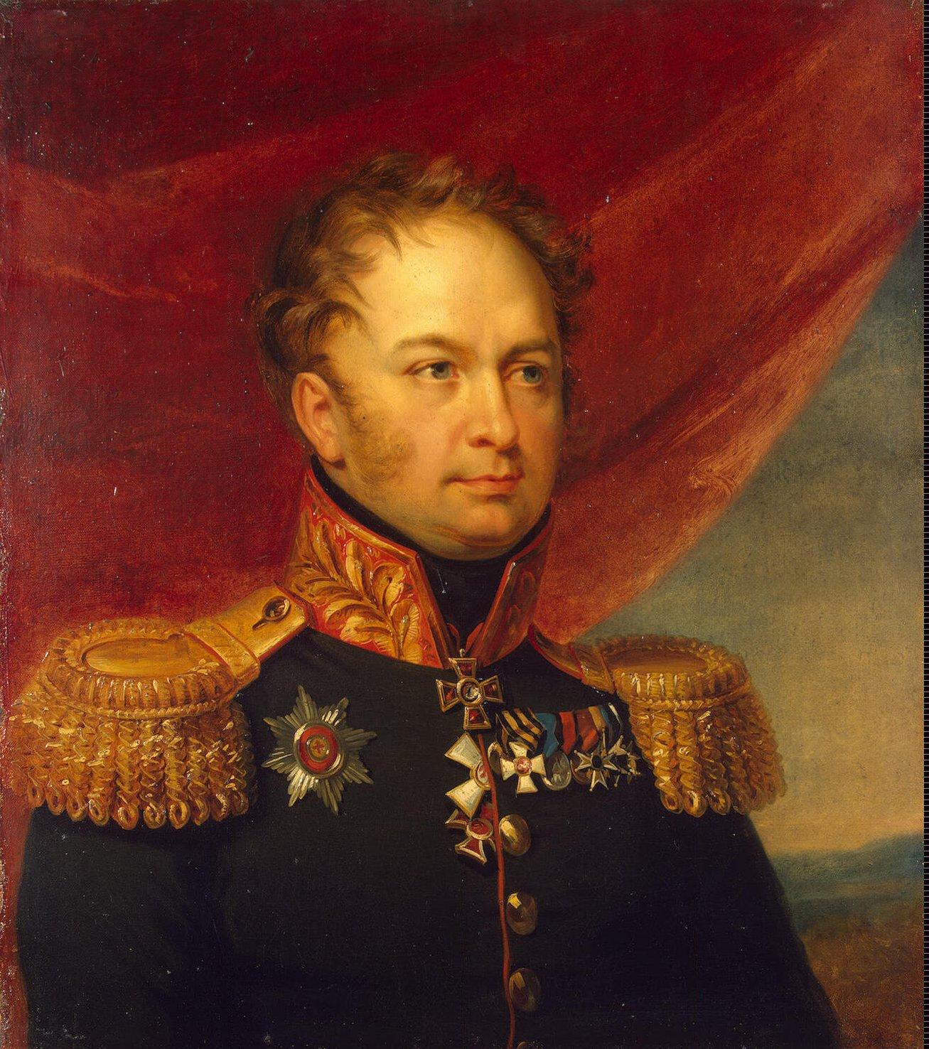 Влодек, Михаил Фёдорович