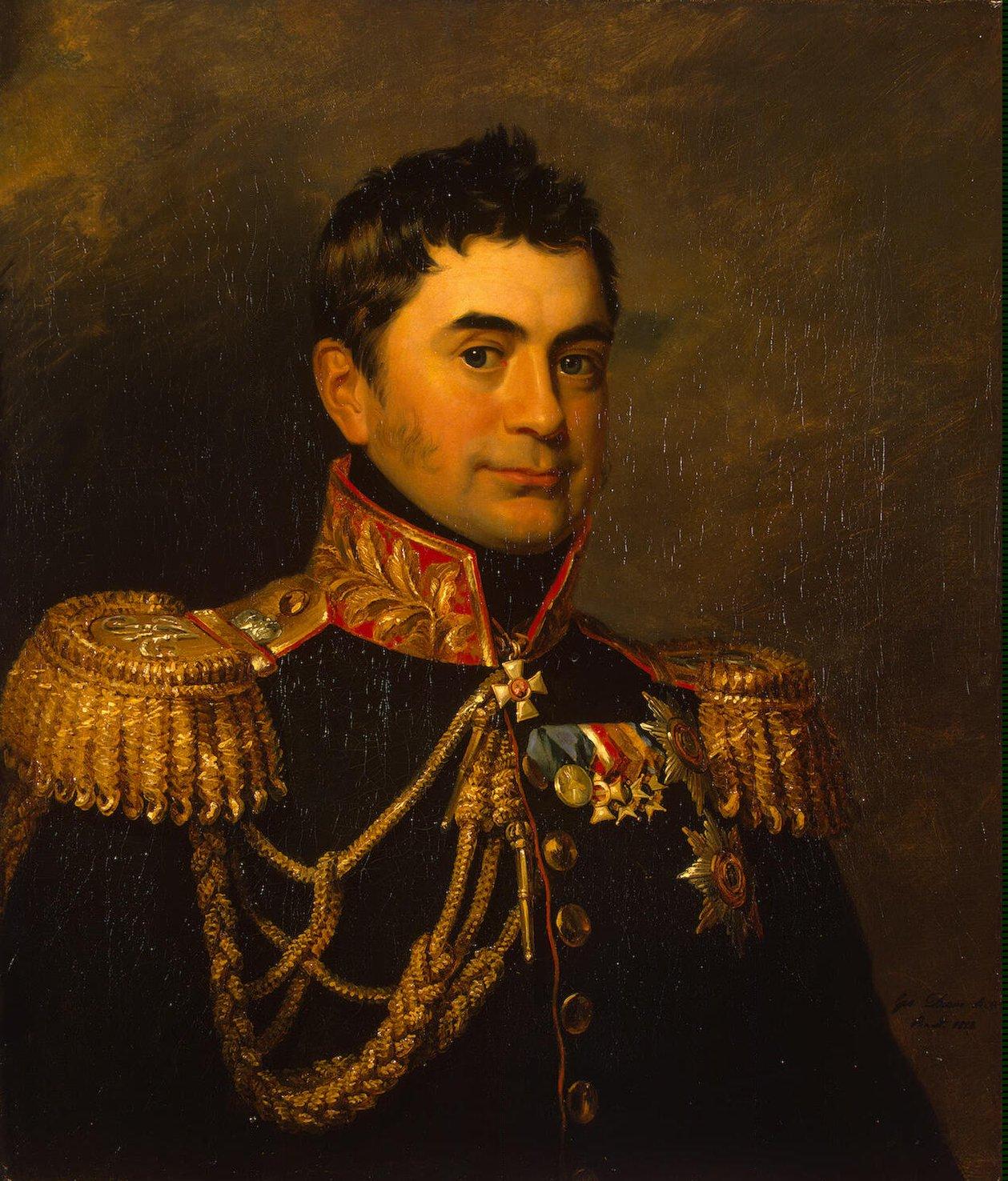 Волконский, Пётр Михайлович.
