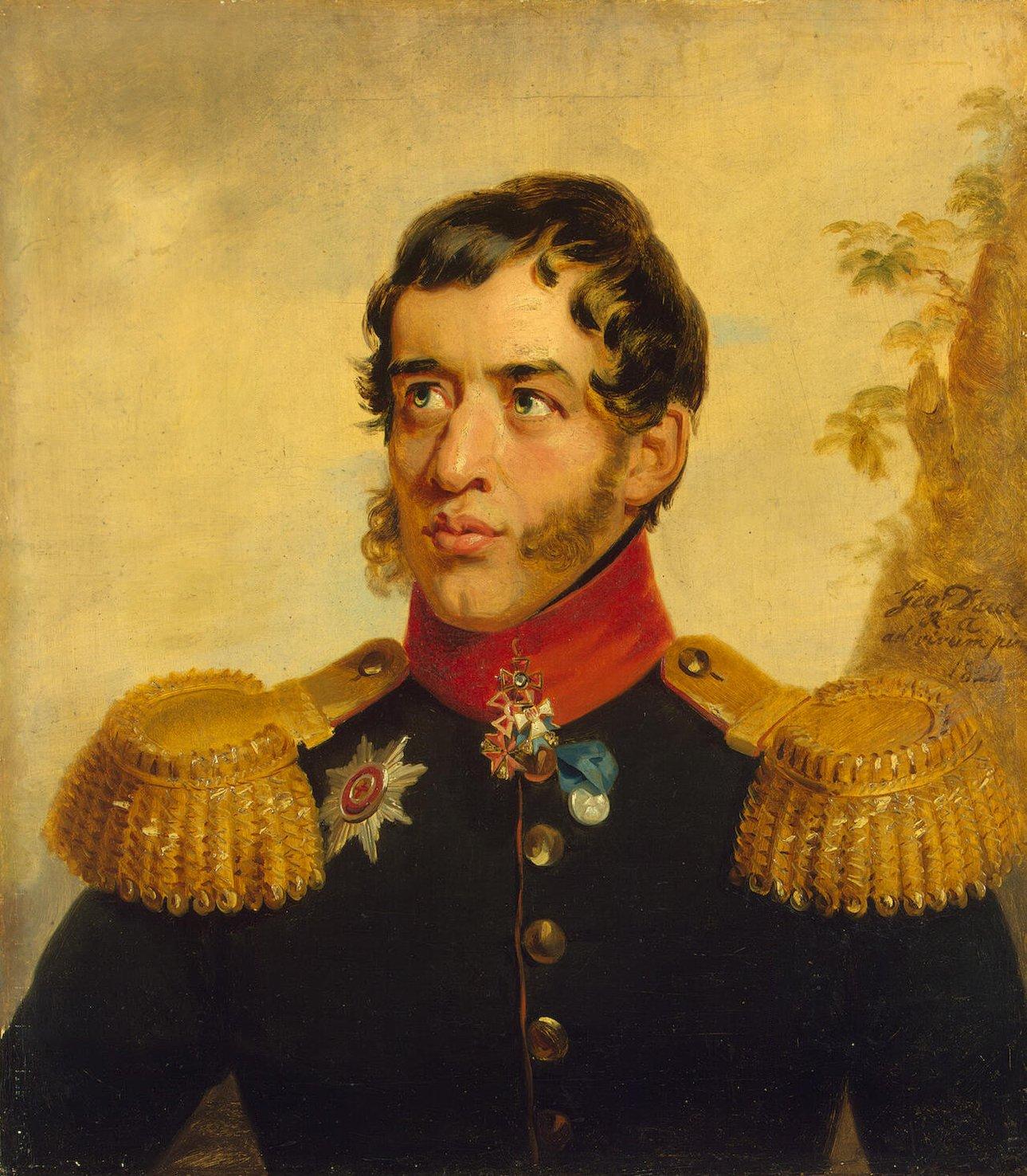 Волконский, Сергей Григорьевич