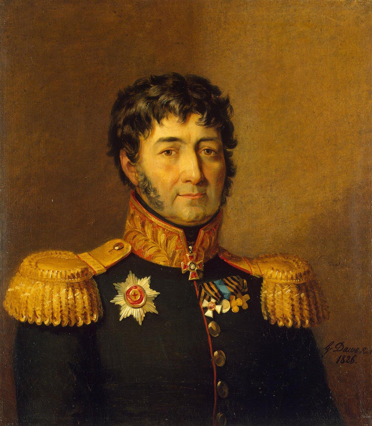 Гангеблов, Семён Георгиевич