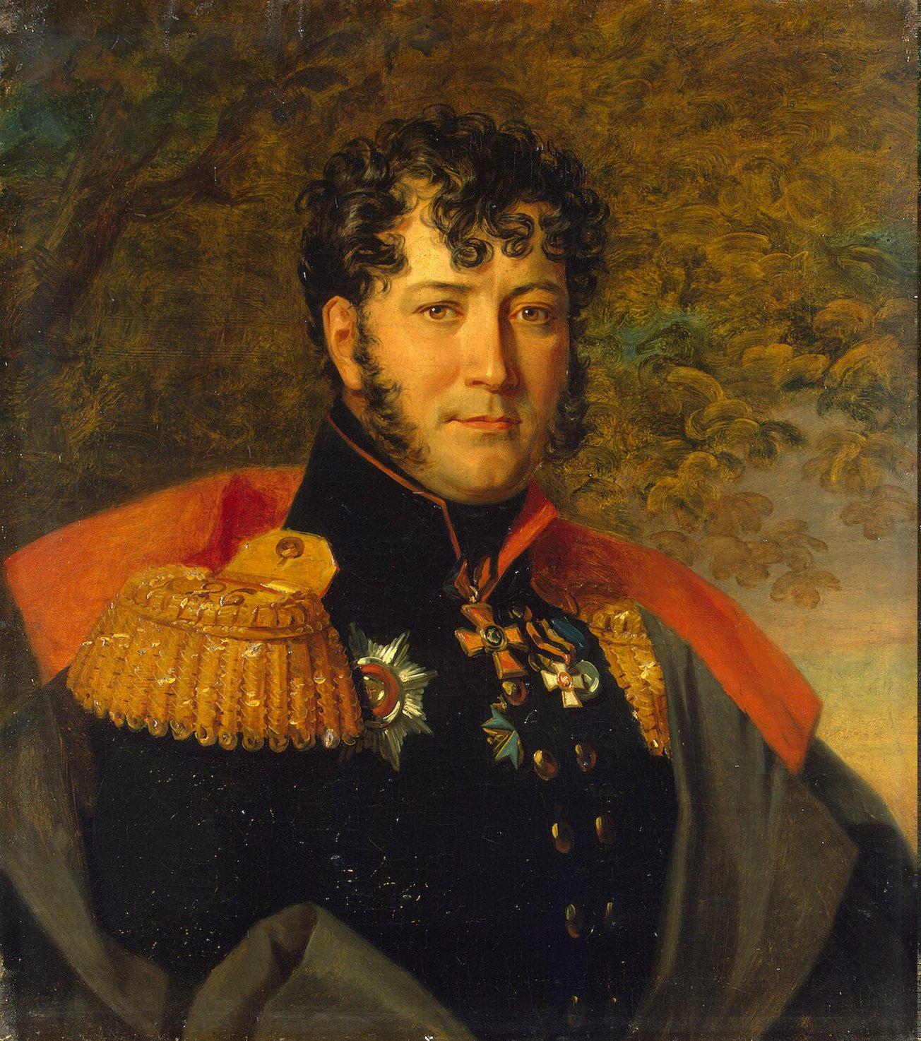 Гогель, Фёдор Григорьевич