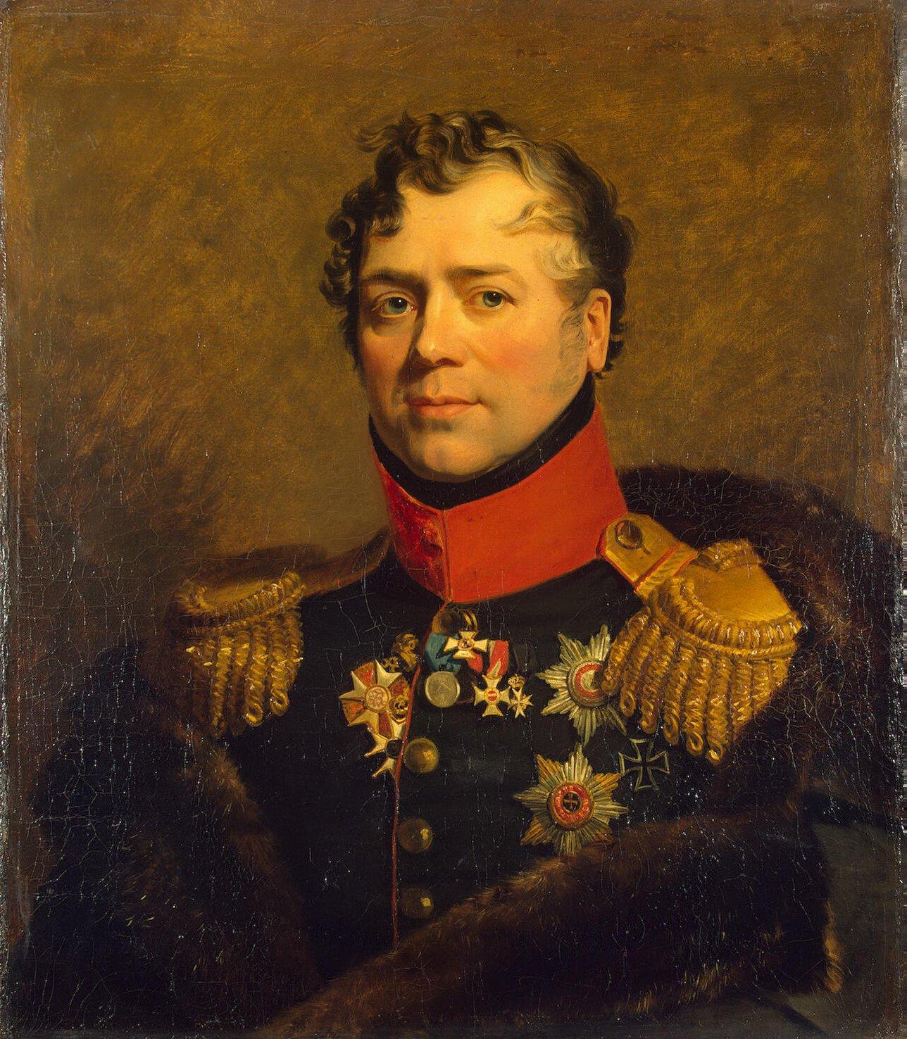 Голицын, Дмитрий Владимирович