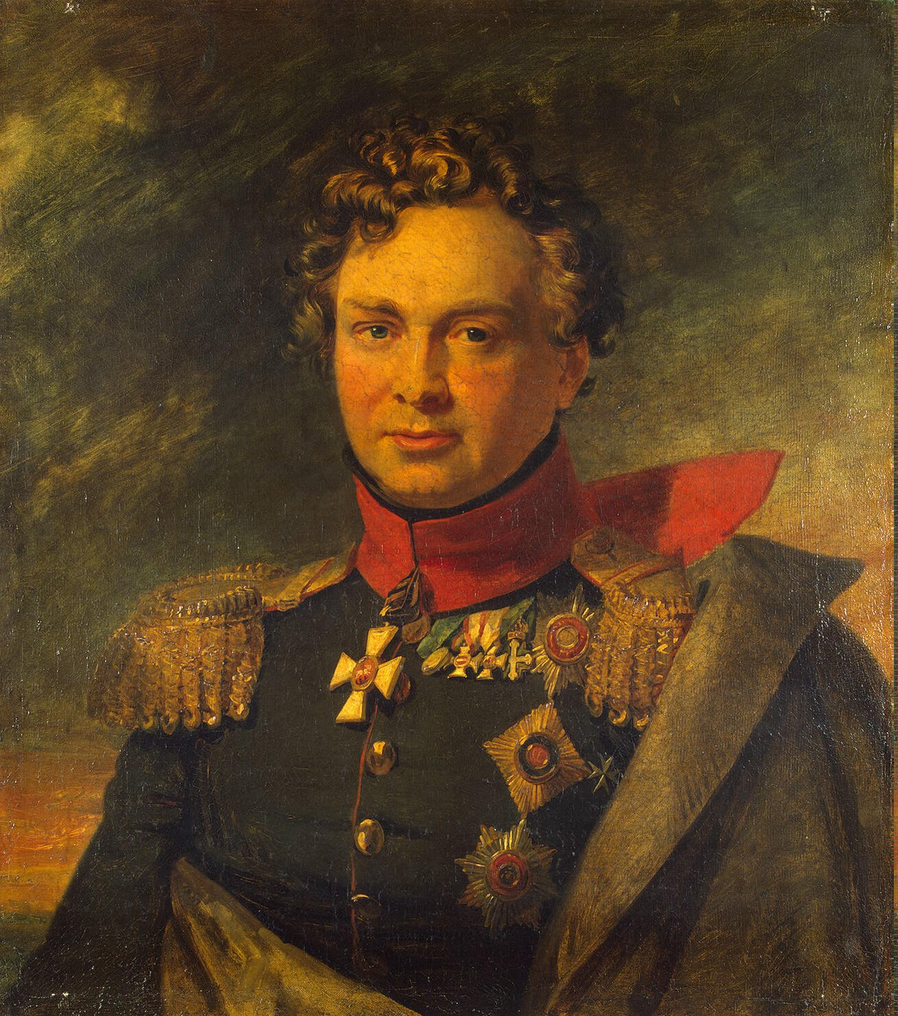 Горчаков, Андрей Иванович
